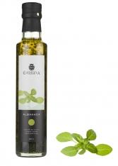 Huile d'olive vierge extra basilic La Chinata