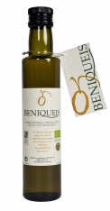 Huile d'olive vierge extra Beniqueis biologique Ribes-Oli