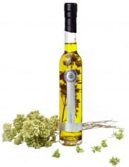 Huile d'olive vierge extra origan La Chinata