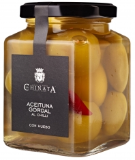 Olives Gordal au piment La Chinata