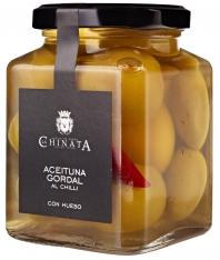 Olives Gordal au piment La Chinata