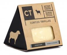 Morceau de fromage Manchego semi-vieux CT