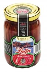 Filet d'anchois à l'huile d'olive Lolin
