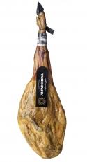 Jambon Pata Negra 100% ibérique pur nourri de glands Altadehesa