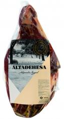 Jambon Pata Negra 100% ibérique pur nourri de glands Altadehesa desossé