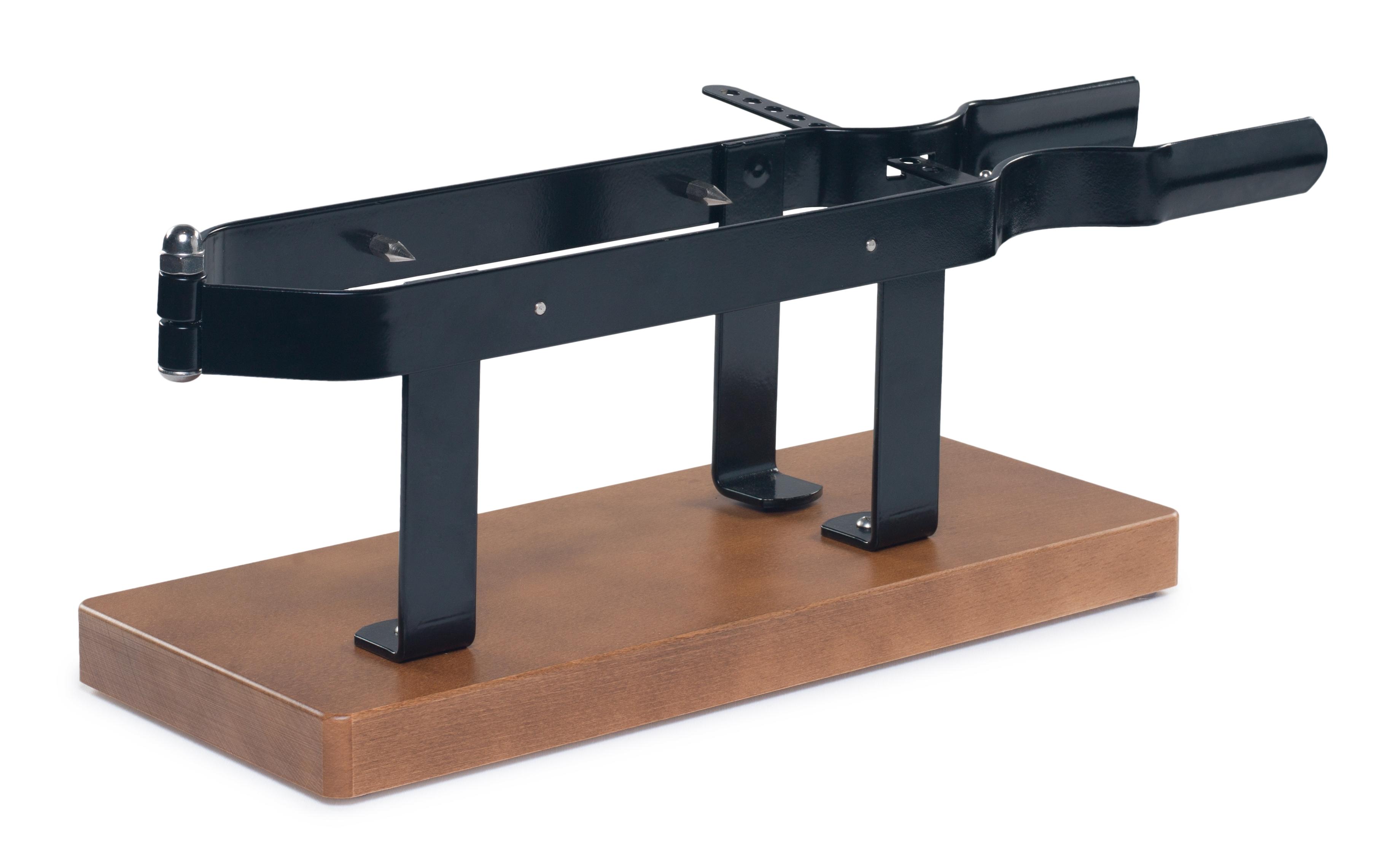 support jambon c diz haya buarfe ch ne porte jambon. Black Bedroom Furniture Sets. Home Design Ideas
