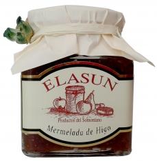Confiture naturelle de figues de Elasun