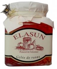 Confiture naturelle de roses de Elasun