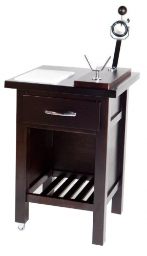 Table d couper 600x600mm support jambon jabugo h tre - Table a decouper ...