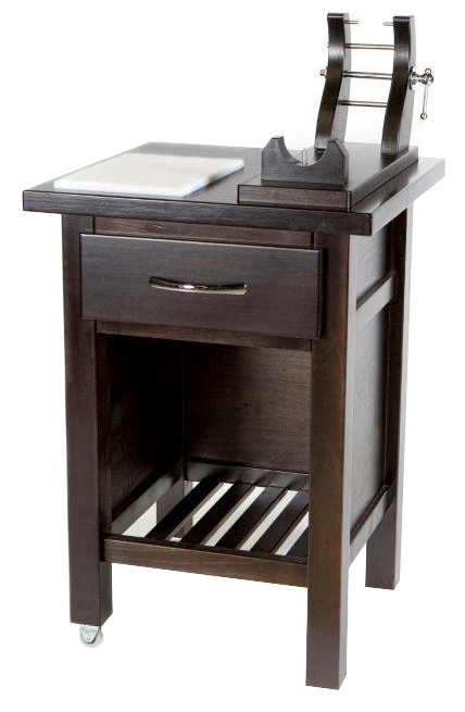 Table d couper 600x600mm support jambon rioja h tre - Table a decouper ...