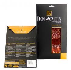 Jambon pata negra ibérique (Épaule) nourri de glands Don Agustin