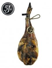 Jambon pata negra 100% ibérique (Épaule) nourri de glands Cinco Jotas - 5J entier