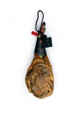 Jambon pata negra ibérique (Épaule) nourri de glands certifiée Revisan
