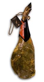 Jambon pata negra ibérique (Épaule) nourri au gland certifiée Revisan