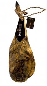 Jambon pata negra ibérique (Épaule) nourri au gland Don Agustin Qualité Supérieure entière