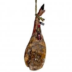 Jambon pata negra ibérique (Épaule) nourri en pâturages entière Arturo Sánchez