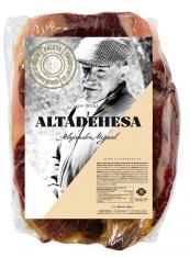 Jambon Pata Negra ibérique nourri en pâturages (épaule) désossé Altadehesa
