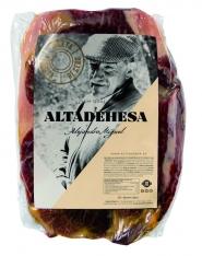 Jambon Pata Negra ibérique nourri au grain (épaule) désossé Altadehesa