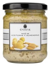 Pâté d'olives et d'amandes La Chinata