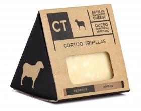 Morceau de fromage Manchego Reserva CT
