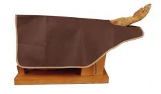 Couvre jambon de Steelblade couleur marron