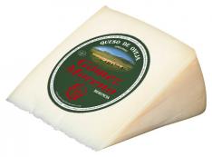 Quartier de fromage artisanal demi-affiné moyen Gómez Moreno