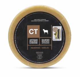 Fromage Manchego entier Reserva CT