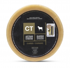 Fromage Manchego entier vieux CT