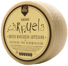 Fromage Manchego D.O. demi-affiné Carpuela