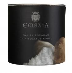 Sel de mer en flocons de cèpes La Chinata
