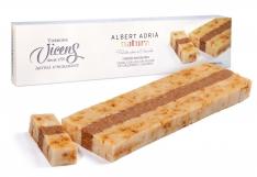 Nougat Turrón à la Crème Catalane Albert Adria