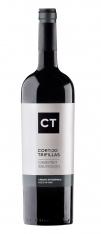 Vin rouge racé Cabernet Sauvignon CT, 2011 D.O Castilla
