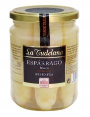 Pointes d'asperges blanches D.O. Navarra La Tudelana
